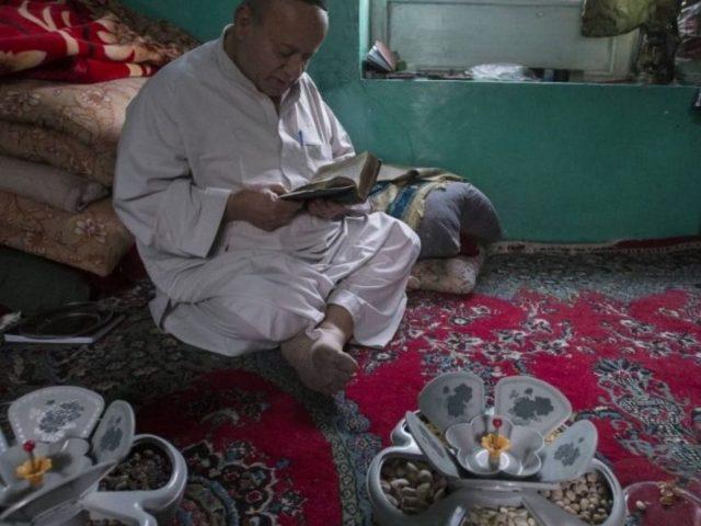 afganisztán zsidók