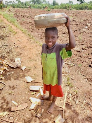 afrikai gyerekek