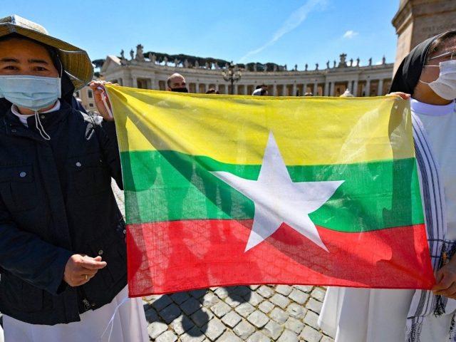 Mianmar, Vatikán