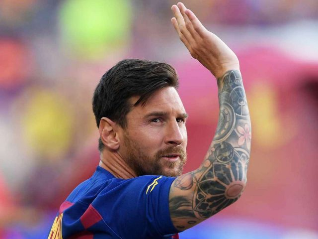 Messi távozik